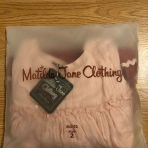 "New ""Matilda Jane"" Dress Size 2 With Tag"